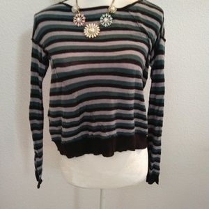 Mngorpt Olexy Anthropologie crop top size small